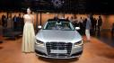 Audi A8 2018 tỏa sáng tại Triển lãm Frankfurt 2017