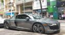 """Bắt gặp Audi R8 V10 đời 2012 """"tắm nắng"""" trên phố Sài Gòn"""