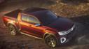 [ẢNH] Xuất hiện xe bán tải Volkswagen ấn tượng, cạnh tranh trực tiếp với Ford Ranger