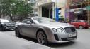 """Bentley Continental Supersports Convertible """"hàng hiếm"""" tái xuất đường phố Sài Gòn"""
