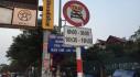 Kiến nghị Hà Nội dỡ bỏ biển cấm taxi hoạt động