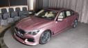 """BMW 7-Series phong cách """"mợ chảnh"""" với bộ cánh Rose Quartz từ BMW Individual"""