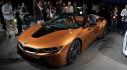 BMW i8 Roadster mạnh 369 mã lực chính thức trình làng tại triển lãm Los Angeles 2017