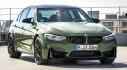BMW M3 lạ lẫm với áo choàng Urban Green từ BMW Individual