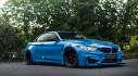 """Mui trần BMW M4 của Manhart được """"phù phép"""" mạnh tới 690 mã lực"""