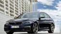 BMW M550i mượn động cơ của M850i để mạnh mẽ hơn 67 mã lực so với trước