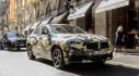 BMW công khai nguyên mẫu thử nghiệm thứ hai của X2 tại Milan
