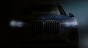 Gần sát ngày ra mắt, BMW X7 mới chịu tung teaser đầu tiên