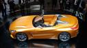 BMW Z4 Concept ấn tượng với nội thất tuyệt đỉnh tại Frankfurt 2017