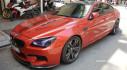 Sài Gòn: BMW M6 Gran Coupe Sakhir Orange xuất hiện sau thời gian dài vắng bóng