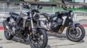 Cặp đôi Honda CB1000R 2018 và Honda CB250R 2018 ra mắt Đông Nam Á