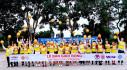 Chevrolet mang cơ hội chơi bóng đến các trường học tại Điện Biên