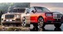 """Rolls-Royce Cullinan và Bentley Bentayga - """"Mèo nào cắn mỉu nào"""""""