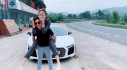 Cường Đô La mang Audi R8 V10 Plus tới Lạng Sơn làm lễ hỏi Đàm Thu Trang