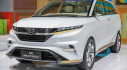 Mẫu MPV Daihatsu DN Multisix concept được công bố tại Triển lãm GIIAS 2017