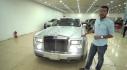 [VIDEO] Khám phá chiếc Rolls-Royce Phantom đầu tiên về Việt Nam của ông Hoàng Lụa
