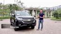 [VIDEO] Đánh giá xe Chevrolet Trailblazer giá từ 859 triệu đồng - Đối thủ Fortuner và Everest (p.1)