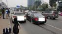 """Mercedes-Benz S63 AMG chạy """"đua"""" với GLA 45 AMG gây tai nạn giao thông trên phố Hà Nội"""