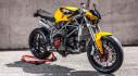 Ấn tượng với Ducati 848 độ phong cách Street Fighter