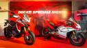 Ducati Việt Nam trình làng hai siêu phẩm Panigale V4 Speciale và Multistrada 1260 Pikes Peak