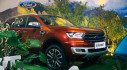 """Ford Everest 2018 vừa """"ra quân"""" đã tiêu thụ được 541 xe trong tháng 9"""