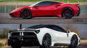 Cặp đôi Ferrari 488 GTB tự hào với gói độ thân rộng đặc biệt từ Misha Designs