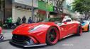 """Ferrari F12berlinetta độ bodykit Duke Dynamics cực độc """"thả dáng"""" trên đường phố Sài Gòn"""