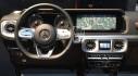 Lộ nội thất của Mercedes-Benz G-Class 2019 trước thềm ra mắt trực tuyến