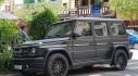 """Mercedes-AMG G63 biển khủng, độ độc """"thong dong"""" trên phố Sài Gòn"""