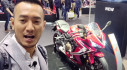 [VIDEO] Eicma 2018 - Sờ thử Honda CBR650R 2019 chuẩn bị về Việt Nam