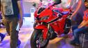 Honda CBR 600RR 2017 được trưng bày tại Nepal Auto Show