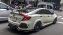 Honda Civic độ body kit Type R siêu hầm hố và cá tính tại Bình Thuận