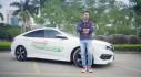 [VIDEO] Lái Civic 4.0L/100km - Hùng Lâm chiến thắng iPhone X