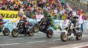 Sân vận động Cần Thơ rực lửa cùng giải đua Honda Racing Cup 2018