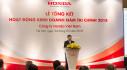 Honda Việt Nam đã có một năm tài chính 2018 thành công ngoài mong đợi