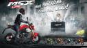 Honda Việt Nam giới thiệu MSX 125cc phiên bản mới, giá 50 triệu đồng