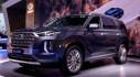 Cận cảnh Hyundai Palisade 2020 ''bằng xương bằng thịt''