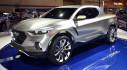 Xe bán tải Hyundai Santa Cruz dự kiến sẽ có mặt trên thị trường vào năm 2020