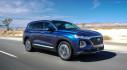 Hyundai Santa Fe 2019 đạt điểm an toàn tuyệt đối từ IIHS