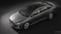 Hyundai Sonata Hybrid 2018 cập nhật nhiều trang bị dù giảm giá bán