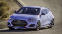 """Hyundai Veloster N 2019 được giới thiệu tại """"Địa ngục xanh"""" Nurburgring"""