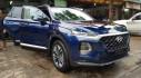 """Hyundai Santa Fe 2019 bất ngờ được đưa đi """"chăm sóc sắc đẹp"""" ở Hà Nội"""