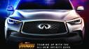 """[VIDEO] Infiniti QX50 2019 sẽ chiến đầu cùng các siêu anh hùng trong """"Avengers: Infinity War"""" sắp tới"""