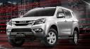 SUV 7 chỗ Isuzu mu-X thanh lý hàng tồn kho, giá giảm đến 120 triệu đồng tại Việt Nam