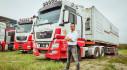 """[VIDEO] Lái thử siêu """"Công Te Nơ"""" MAN 10 tỷ kéo tải trọng 160 tấn"""