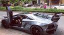 Đại gia Vũng Tàu lên đời cho xế cưng Lamborghini Aventador với bodykit Liberty Walk trị giá 3 tỷ VNĐ