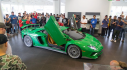 Lamborghini Aventador SV được cá nhân hoá để tưởng nhớ chiếc Miura đặc biệt