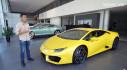 [VIDEO] Khám phá chi tiết Lamborghini Huracan chính hãng