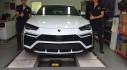 Đại gia Ninh Bình lái Bentayga lên Hà Nội để đón Lamborghini Urus đầu tiên Việt Nam ?