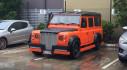 """Lộ diện chiếc Land Rover Defender độ """"kỳ cục"""" nhất từ trước tới nay"""